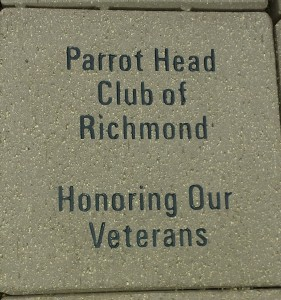 Parrot Head Club Brick 2