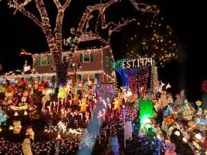 Tacky Lights House #3